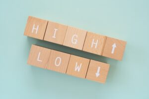 Hight&Low ハイアンドロー